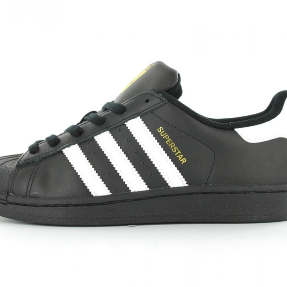Adidas original superstar black junior SNEAKERS
